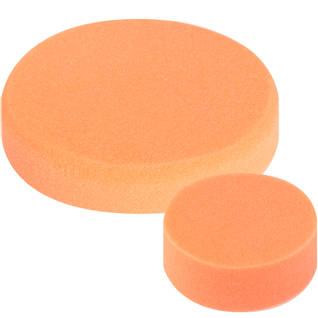 Medium/Hard Orange Polishing Pads Thumbnail